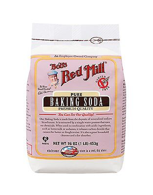 Bobs Red Mill Baking Soda, 16 oz