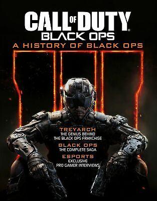 Call Of Duty A Historia De Black Ops Libro - PS4 PS3...