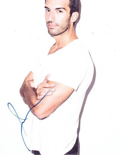 Justin Baldoni Signed Autographed 8x10 Photo Jane The Virgin Star COA VD