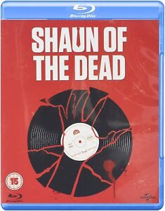 Shaun Of The Dead Blu Ray *NEW & SEALED*