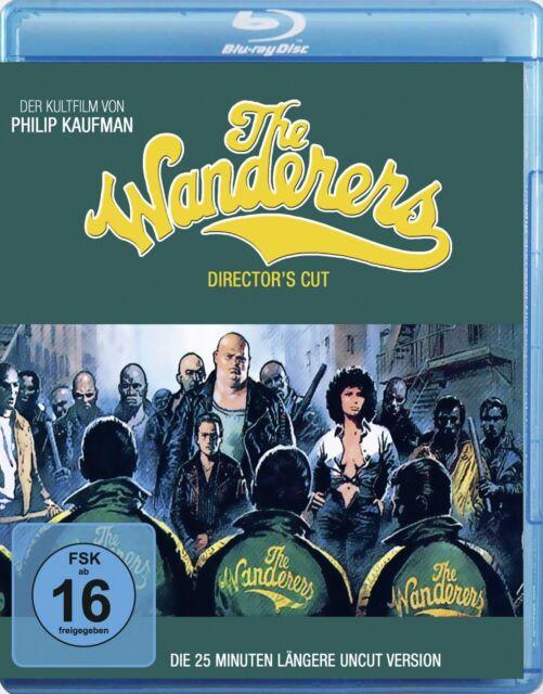 &B Blu-ray * THE WANDERERS - Uncut - Director's Cut # NEU OVP