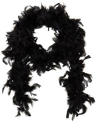 Rhode Island Novelty Deluxe Boa Adult Costume Accessory Black, One