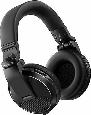[From Japan] PIONEER Over-ear type DJ headphones HDJ-X5 Black