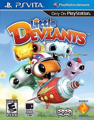 Little Deviants (PlayStation Vita, 2012)