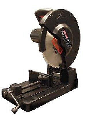 M.k. Morse Csm14mb 101099 14 In. Metal Cutting Chop Saw With Blade