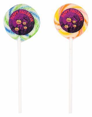 Halloween Candy Grams ( LOFEL LOLLIPOPS TPH15R Halloween Lollipops, 120 Grams (Pack of 12))