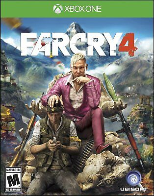 Far Cry 4 Xbox One [Brand New]