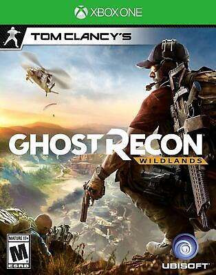Tom Clancy's Ghost Recon Wildlands - Xbox One - Brand New Free Shipping!