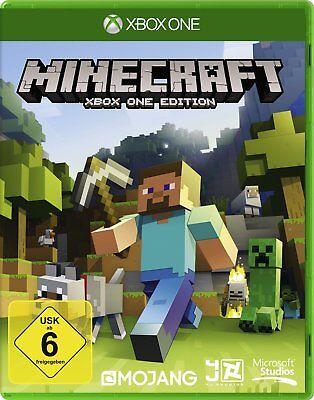 Minecraft Xbox One xb-uno NUOVO + conf. orig.