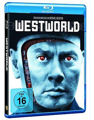 BLUE RAY WESTWORLD