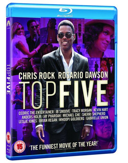 Top Five [Blu-Ray - Region Free]