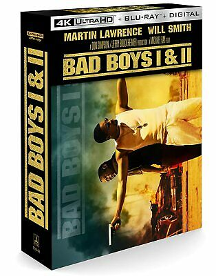 New Bad Boys I & II Set (4K / Blu-ray + Digital)