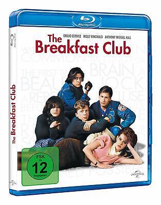 The Breakfast Club - Der Frühstücksclub (30th Anniversary Edi.[Blu-ray/NEU/OVP]