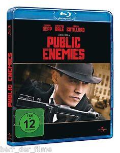 PUBLIC ENEMIES (Johnny Depp, Christian Bale) Blu-ray Disc NEU+OVP - <span itemprop=availableAtOrFrom>Neumarkt im Hausruckkreis, Österreich</span> - Widerrufsbelehrung Widerrufsrecht Sie haben das Recht, binnen vierzehn Tagen ohne Angabe von Gründen diesen Vertrag zu widerrufen. Die Widerrufsfrist beträgt vierzehn Tag - Neumarkt im Hausruckkreis, Österreich