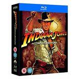 Indiana Jones - The Complete Adventures Collection (Blu-ray, 5 Discs) *NEW*