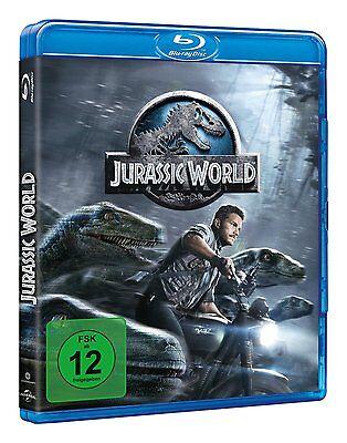 Jurassic World - Teil 4 [Blu-ray](NEU/OVP) 22 Jahre nach dem ersten Kinofilm geh