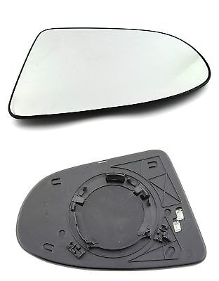 NISSAN QASHQAI Door Wing Mirror Glass with base Left Side Passenger