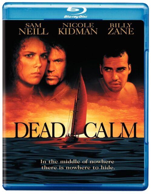 DEAD CALM (Nicole Kidman, Sam Neill) -  Blu Ray - Sealed Region free for UK