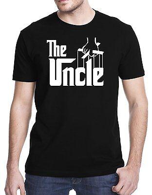 The Uncle Mens T Shirt Tshirt Shirt Tee