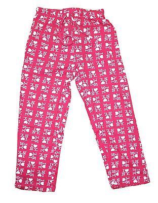 I Love NY New York Lounge Pants Heart Pajama Bottoms Hot Pink](I Love Ny Pajamas)