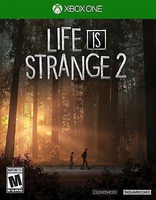 Life Is Strange 2 *Brand New* (Microsoft Xbox One, 2019)