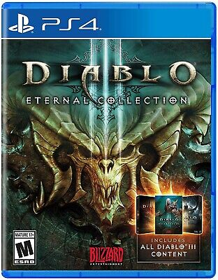 Used, PLAYSTATION 4 PS4 - DIABLO III ETERNAL COLLECTION BRAND NEW SEALED for sale  Shipping to Nigeria