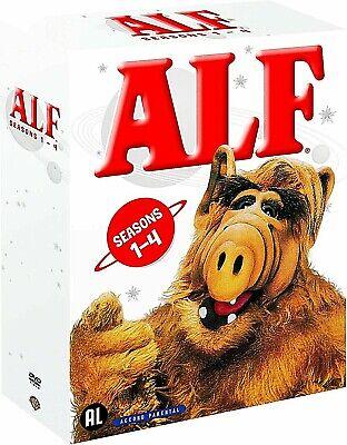 ALF Complete Series 1-4 16 DVD Box Set Collection 1,2,3,4 Region 2...