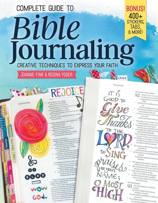 Journaling Bible Journal Creative Supplies Art Complete Guid