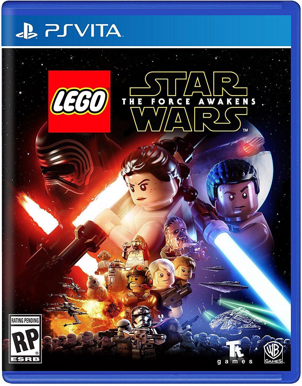 Lego: Star Wars The Force Awakens - Ps Vita