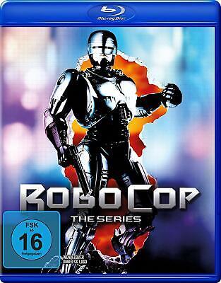 Robocop - Die Serie (Komplette Serie) [Blu-ray/NEU/OVP] Alex Murphy ist ein Stre