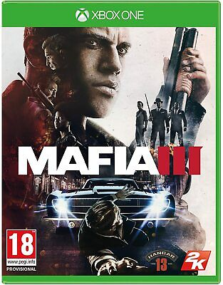 Mafia 3 III Microsoft Xbox One ** Brand New & Sealed UK Video Game ** FAST POST