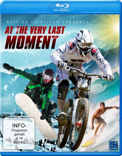 At the very last Moment [Blu-ray](NEU & OVP)cineastischen Selbstportrait des Ext
