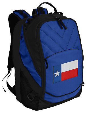 Texas Backpack BEST Texas Flag Laptop Computer Bags For SCHOOL or