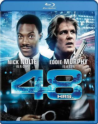 48 Hrs Blu-Ray Nick Nolte Eddie Murphy NEW Factory Sealed Free Shipping