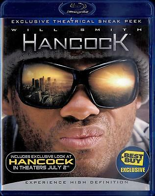 Hancock Blu Ray Only Disc Please Read