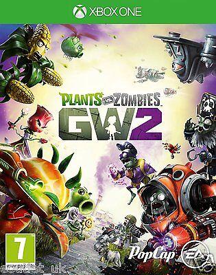 Plants vs Zombies Garden GUERRE 2 XBOX ONE - pvz 2 jeu pour X1 neuf et