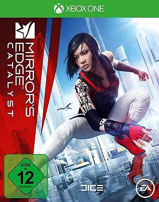 * XBOX ONE NEW SEALED Game * MIRROR'S EDGE CATALYST * Ger Pack