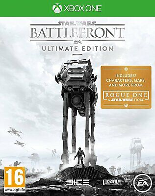 Star Wars Battlefront Ultimate Edition | Xbox One New
