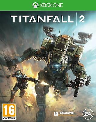 Titanfall 2 (Xbox One) ** NEW & SEALED MICROSOFT UK GAME * FREE & FAST DELIVERY