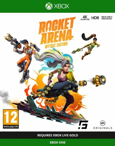 XBOX+ONE+ROCKET+ARENA+-+Mythic+Edition+NEW+SEALED+Game+%2A