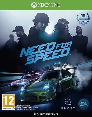 Xbox One Spiel Need for Speed 2016 NEUWARE