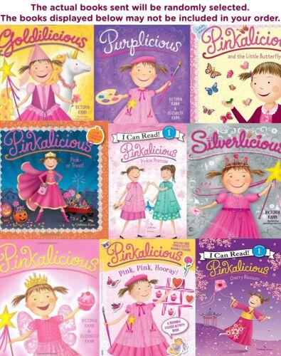 Five-pack Bundle / Lot -  Pinkalicious Books (victoria Kann Elizabeth Kann )