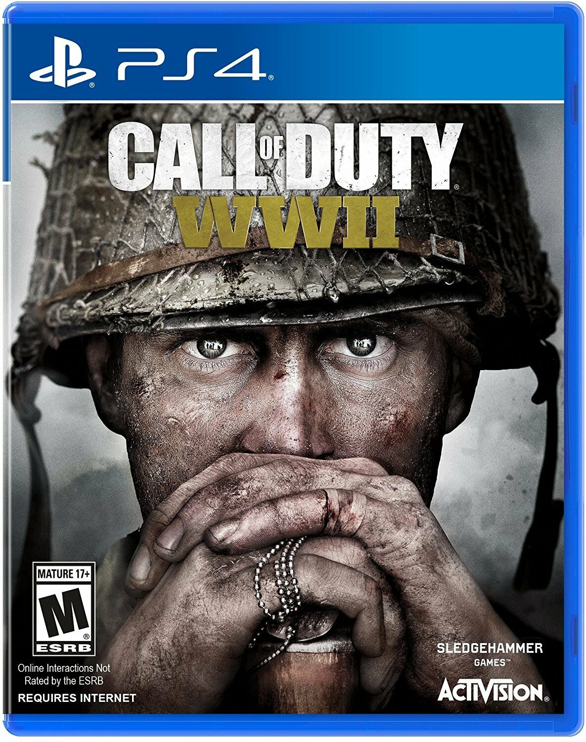 $48.99 - Call of Duty WWII World War 2 Sony PlayStation 4 PS4 Brand New
