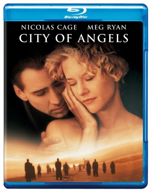 CITY OF ANGELS (Nicolas Cage)   -  Blu Ray - Sealed Region free