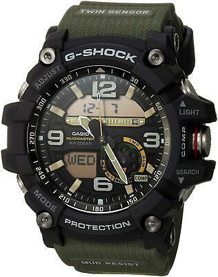 Casio G-Shock 56.2mm Mudmaster Shock/Mud Resistant Men's Army Watch #GG10001A3