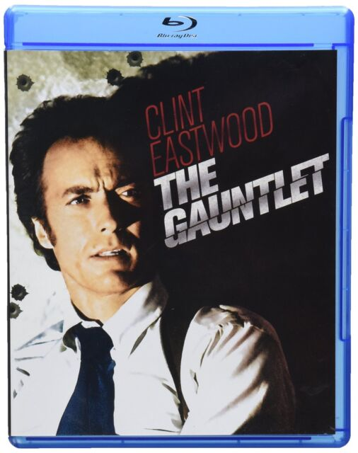 THE GAUNTLET (Clint Eastwood) -  Blu Ray - Sealed Region free for UK