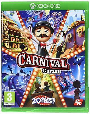 Xbox One Carnival Games Jahrmarkt Spiel NEUWARE (Carnival Games)