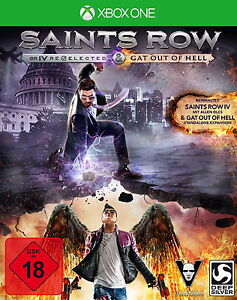 Saints-Row-IV-Re-Elected-amp-Gat-Out-of-Hell-Microsoft-Xbox-One-2015-DVD-Box
