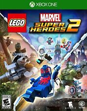 LEGO Marvel Super Heroes 2 (Xbox One) Brand New Factory Sealed