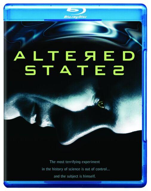 ALTERED STATES (1980 William Hurt)  - Blu Ray -Sealed Region free